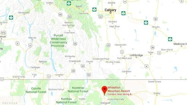 Calgary man dies while skiing at Whitefish Mountain Resort in Montana