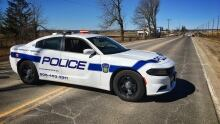 Peel police car