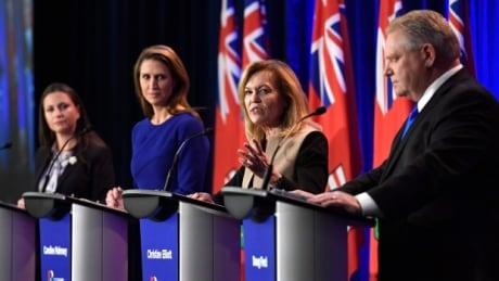 Ontario PC Leadership