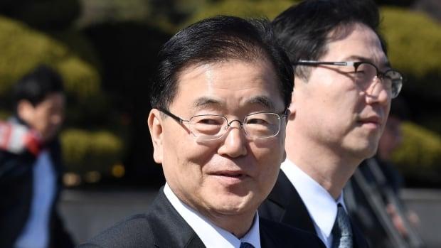 South Korea to send envoys to North on Monday