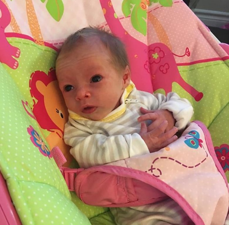 826d4f1d3 5-week-old girl dies at home in mother's arms while hospital over ...