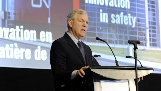 CN Board Appoints Jean-Jacques Ruest Interim CEO