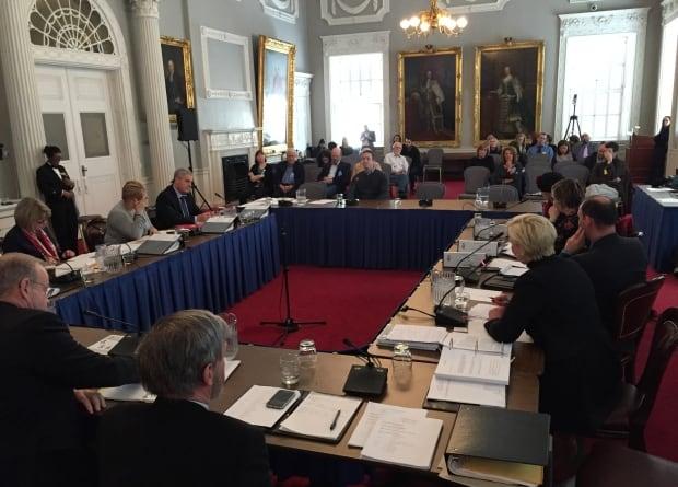 Nova Scotia law amendments committee