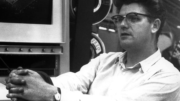 Richard Taylor, pictured above in 1967, won the Nobel Prize for his research on protons and neutrons at Stanford University.