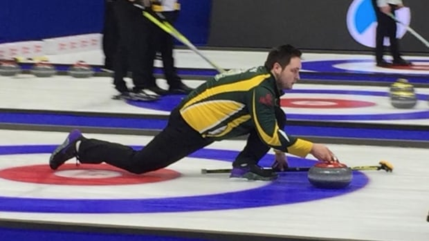 Gushue sets prestigious Brier record