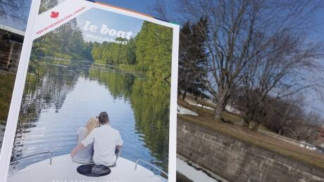 Luxury canal boat service launches in Smiths Falls | CBC