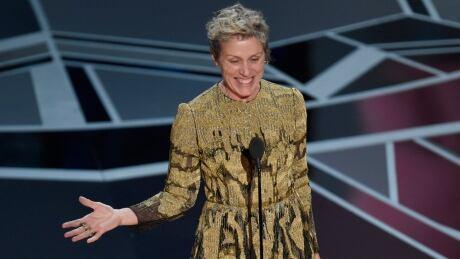APTOPIX 90th Academy Awards - Show