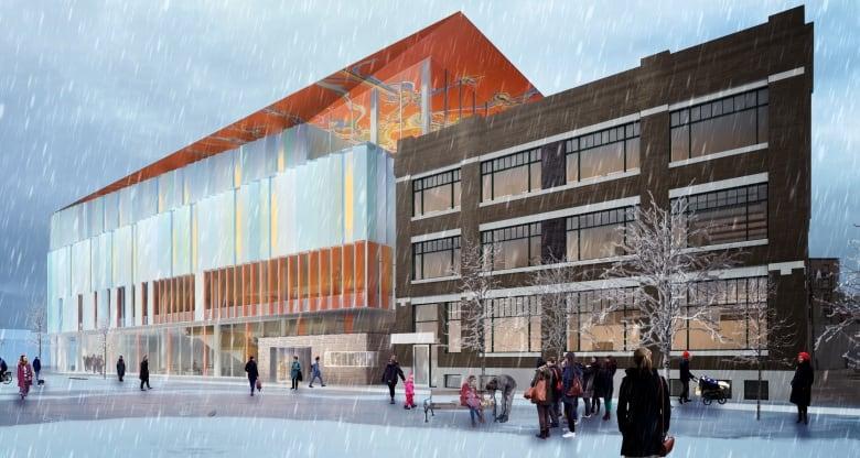 Red River College Shelves Plans For 95m Innovation Centre Cbc News