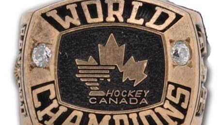 1994 World Championship Ring