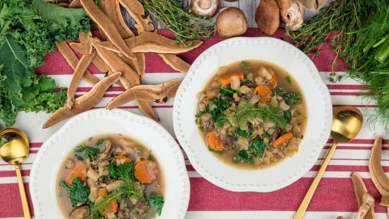 Reishi Mushroom Recipe