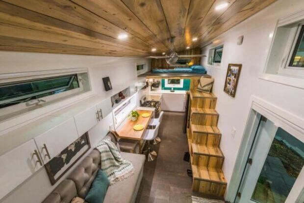 Edmonton Sustainability Expert Shares Tips For Building Tiny Home Edmonton Cbc News