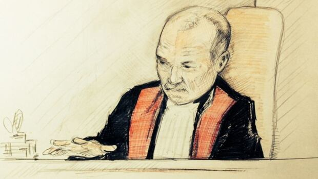Moncton Court of Queen's Bench Justice Zoël Dionne, March 6, 2018
