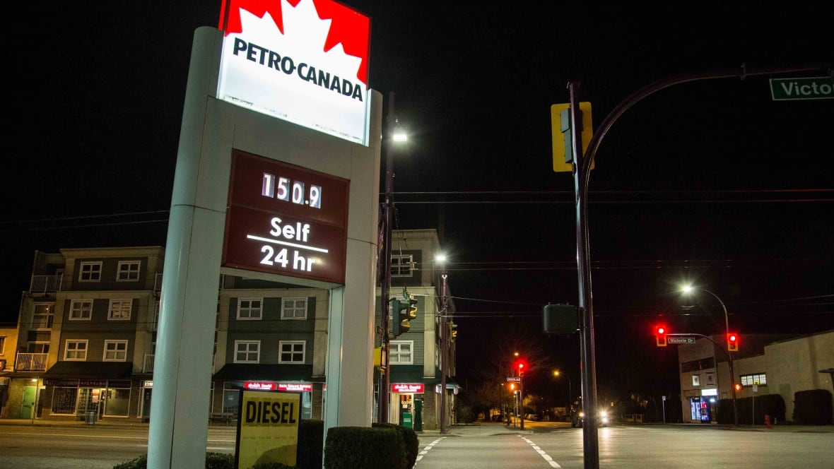 Gas Prices In California >> Metro Vancouver gas prices hit $1.50 per litre, nearing ...