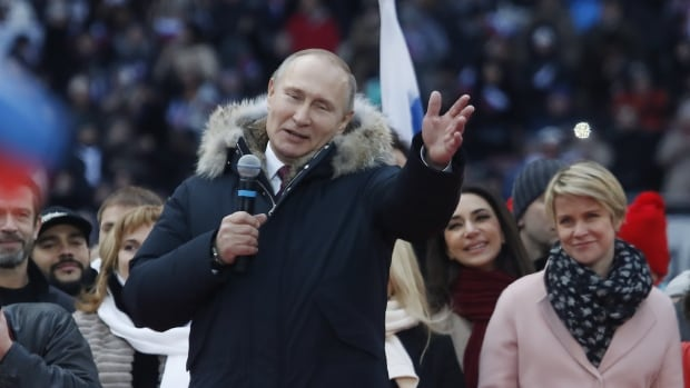 Russian Federation to Hold Presidential Vote in Pro-Putin Transnistria