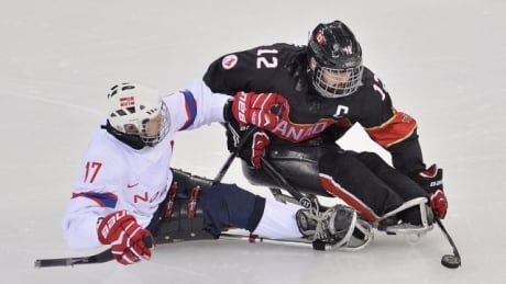 (Live at 4:55 am ET) Paralympic Winter Games   Day 1   Ice Hockey: CAN vs. SWE