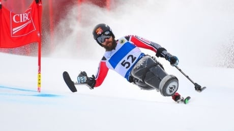 (Live at 7:25 pm ET) Paralympic Winter Games   Day 2   Alpine Skiing: Men's and women's super G