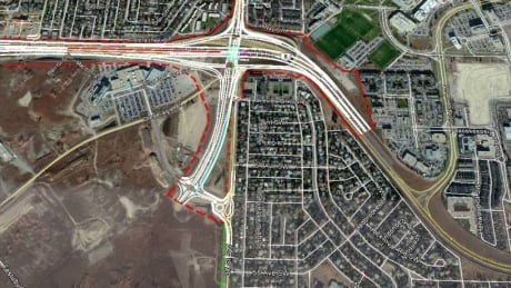 Lakeview Community Association wants to block traffic from Tsuut'ina First Nation