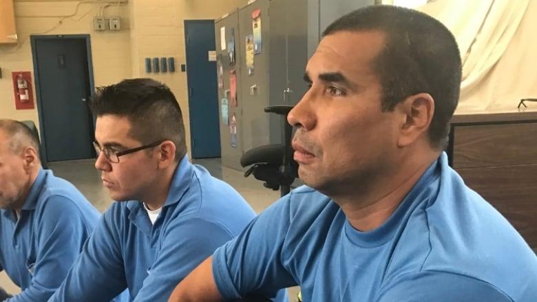 strip video prison search Canada