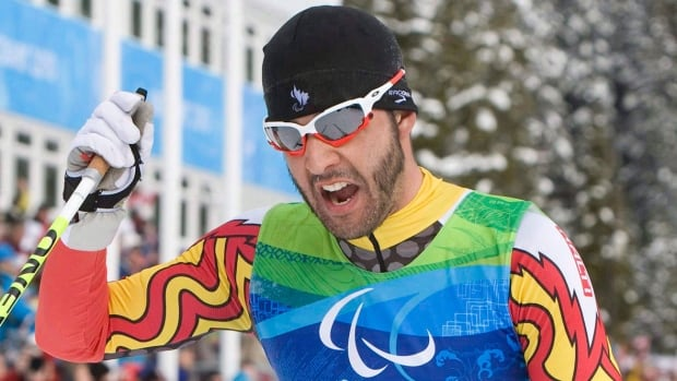 Brian McKeever named Canada's flag-bearer for Paralympics opening ceremony