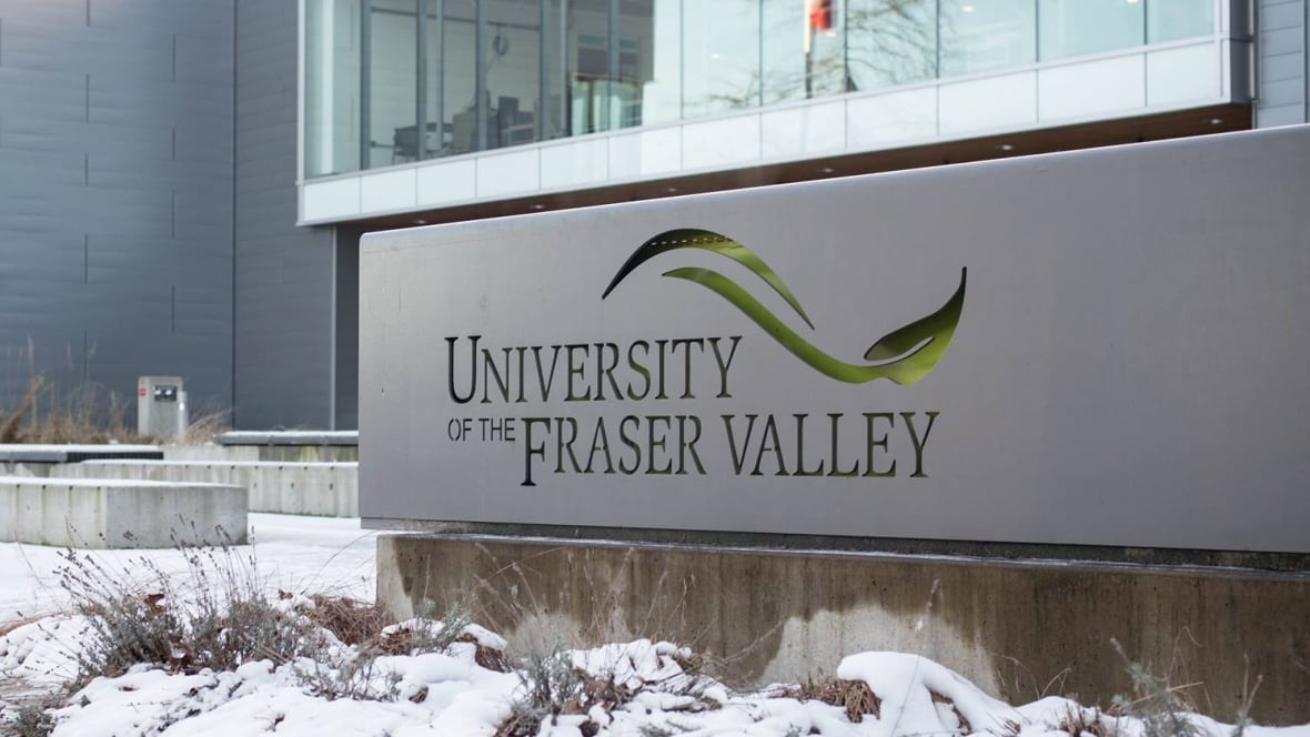UFV instructor placed on leave after allegations of 'inappropriate' behaviour