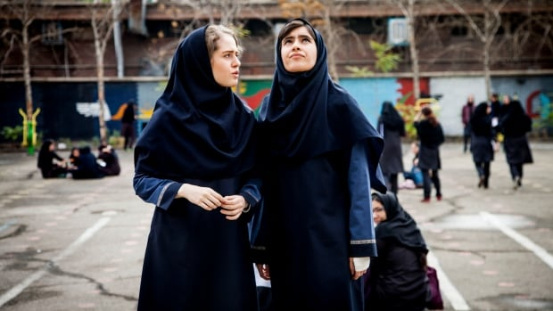 Ava has been nominated for eight Canadian Screen Awards including best actress for Mahour Jabbari, right. But the Farsi-language film didn't qualify for funding from Telefilm Canada, which only finances films made in English, French or Indigenous languages.
