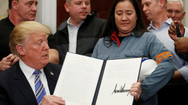 Steelmakers spared tariffs but tough road ahead with NAFTA negotiations