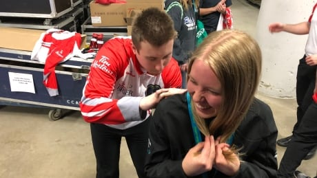 Youngest Brier team treated like rock stars despite run of losses thumbnail