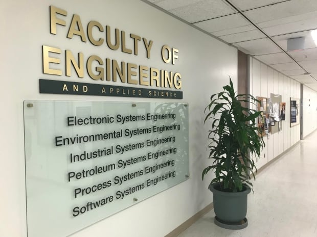 Faculty of Engineering interior