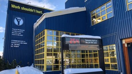 Yukon Workers' Compensation Health and Safety Board