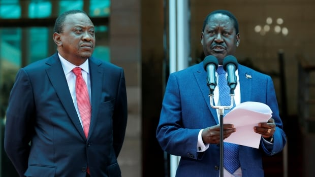 We were not consulted on Uhuru-Raila meeting, Nasa co-principals say