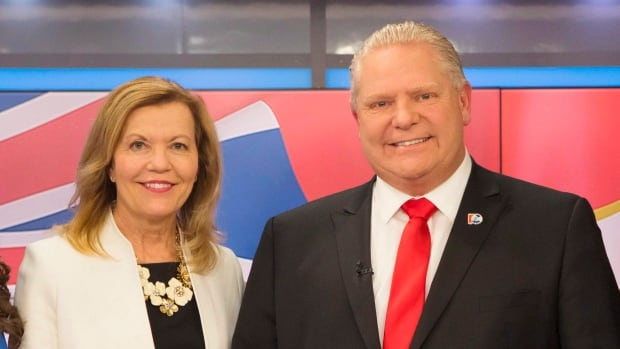 Christine Elliott conceded defeat