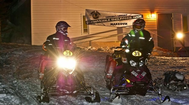 'Not a men's race': First woman to complete 3,200 km snowmobile race plans to compete again