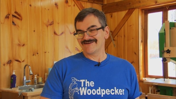 Alain Vaillancourt, known as 'The Woodpecker' by his fans around the world, became a star via DIY YouTube videos.