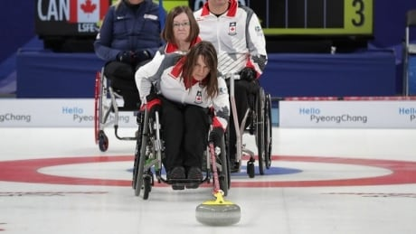 (Live at 6:30 am ET) Paralympic Winter Games | Day 3 | Wheelchair Curling: CAN vs GBR