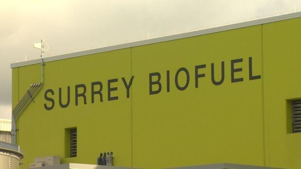 Surrey Biofuel