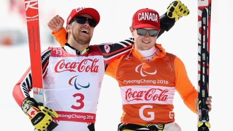 Mac Marcoux Jack Leitch Paralympic Gold