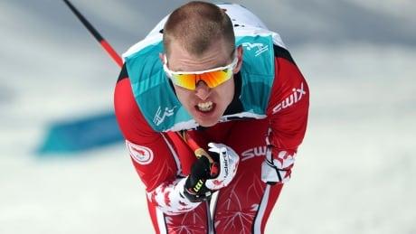 Mark Arendz Biathlon Silver Pyeongchang