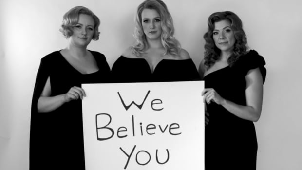 Rosie & the Riveters premiered their video for I Believe You on billboard.com last week.