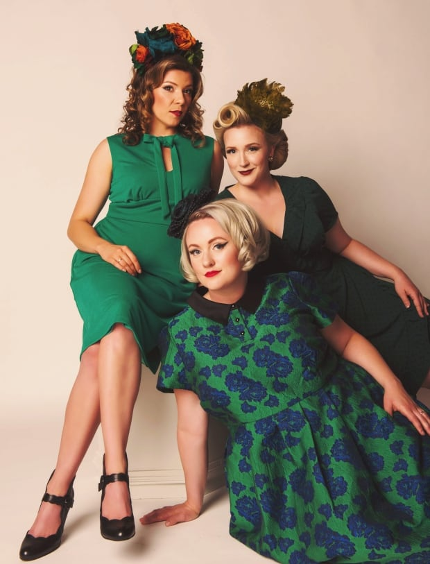 Rosie & the Riveters latest tour