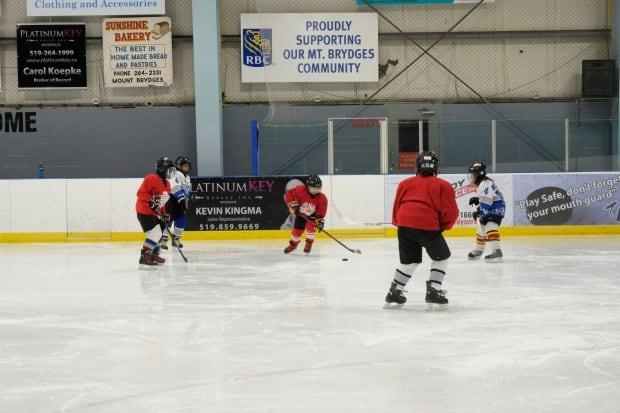 Oneida hockey