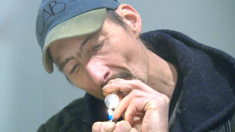 We have to try something': Drug inhalation site aims to give users a