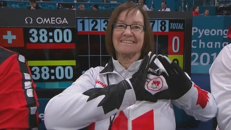 Marie Wright Paralympics Curling Canada