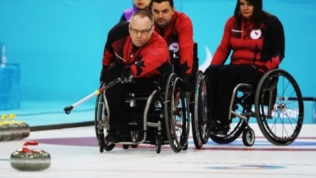 (Live at 6:30 am ET) Paralympic Winter Games | Day 4 | Wheelchair Curling: CAN vs USA