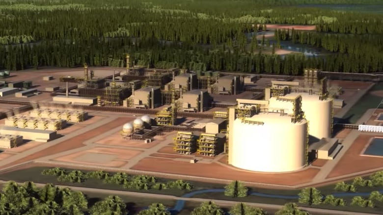 $40B LNG facility is the light at the end of a long tunnel for