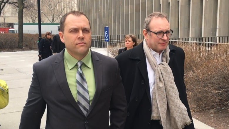 Corruption trial begins, Crown says Hamilton cop sold police secrets to drug dealers