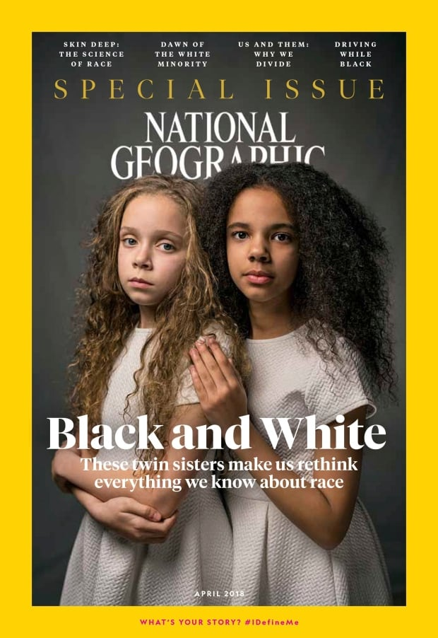 National Geographic Race