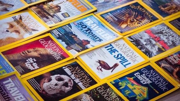 National Geographic acknowelged that its coverage was racist for generations.