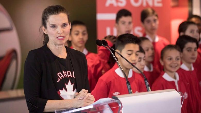 Канада поддержала идею совместной заявки на ЧМ-2026 с США и Мексикой