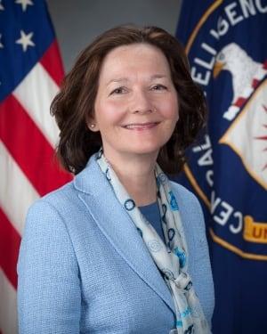 Gina Haspel CIA director