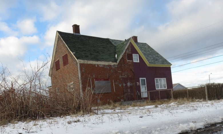 In Cape Breton, some homes are worth so little that people